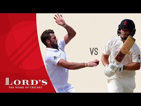 Liam Plunkett vs Ben Duckett - 12 runs off 6 balls | Net Battles