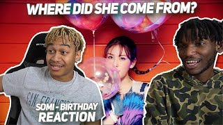 Baixar SOMI (전소미) - 'BIRTHDAY' M/V - REACTION   WHERE DID SHE COME FROM?!