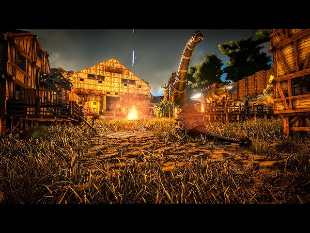 Ark: Survival Evolved Update Will Let You Play (And Breed