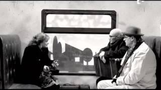 Litera F, cu Anca Sigartău şi Mihai Bendeac. După sceneta Buclucaşa Literă F