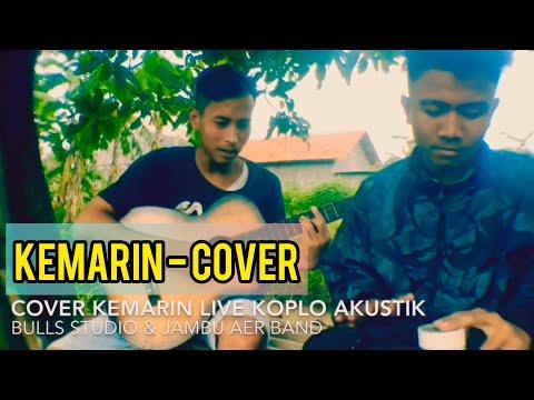 Kemarin Cover Akustik Koplo ( Bulls Studio Feat Jambuaer Jrank Jrenk Version )