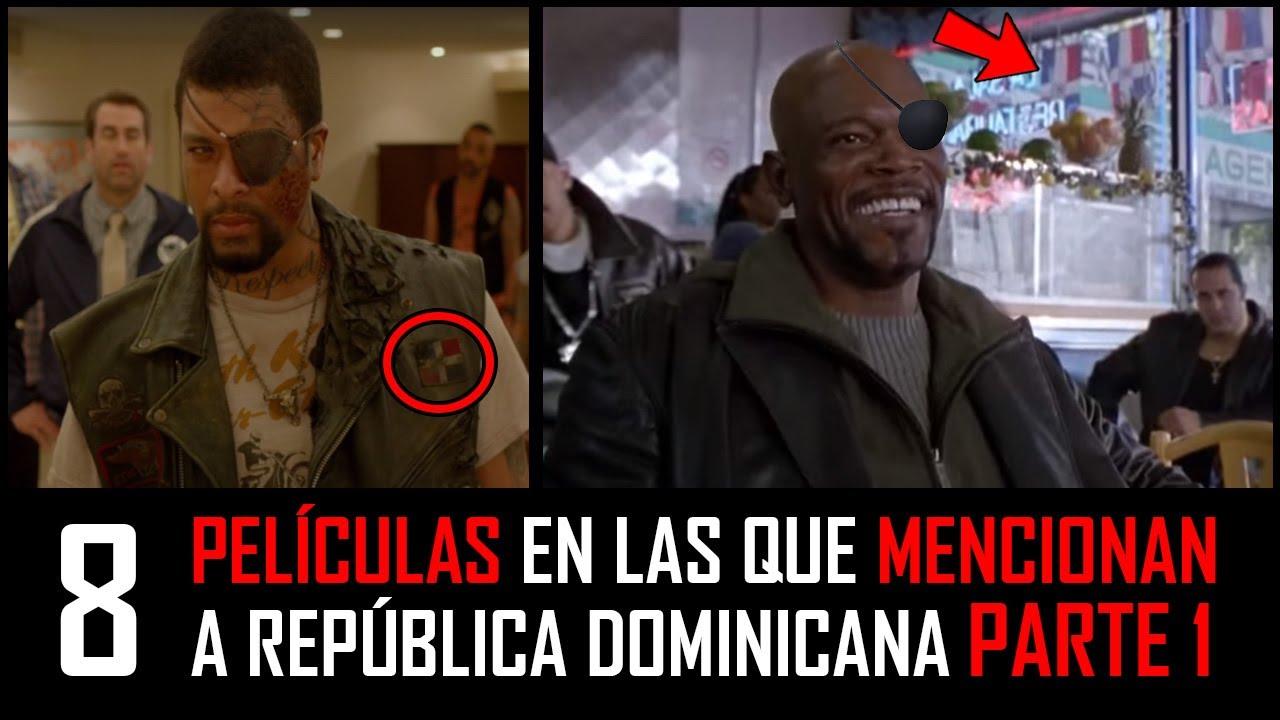 Películas de Hollywood en las que mencionan a República Dominicana ▌PARTE 1 ▌