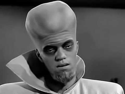 The Twilight Zone - To Serve Man
