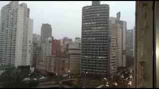 Mais chuva em São Paulo