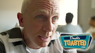 LOGAN LUCKY TRAILER REACTION AND OTHER CRAZY ROLES OF DANIEL CRAIG - Double Toasted Review