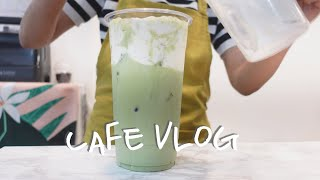 [sub] delivery cafe vlog I  단짠…