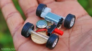 How to Make a Mini Electric Car (SUPER FAST)