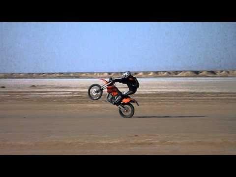Tunisia Ong Jmel Wheelie