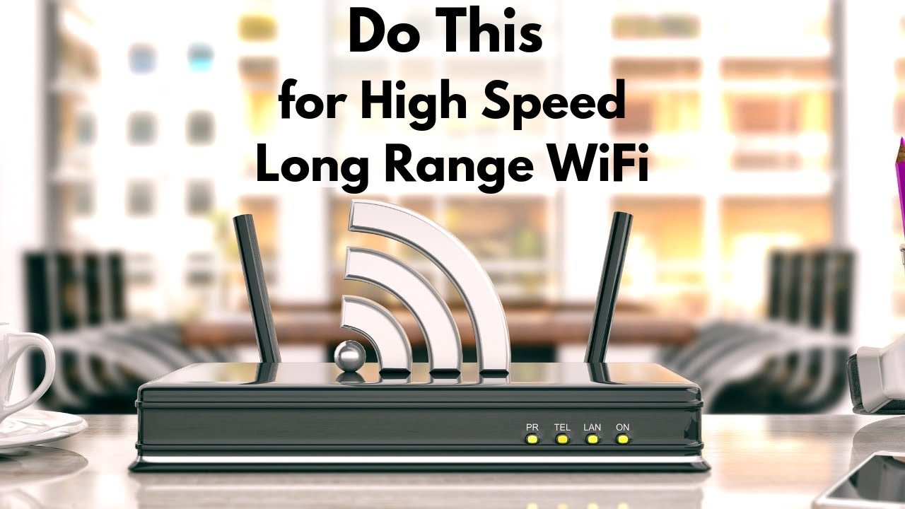 Long Range WiFi Antenna | Best WiFi Antennas 2019 - RootSaid