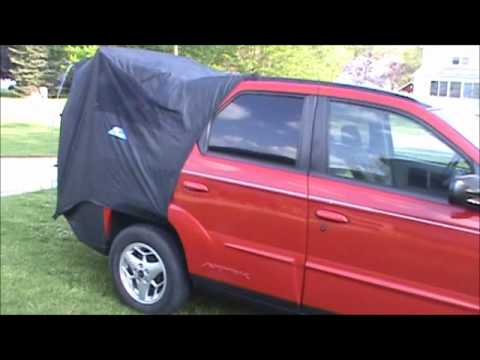 Aztek With Tent - YouTube