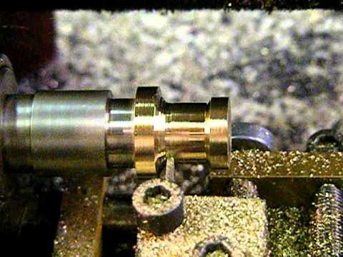EMCO UNIMAT SL CNC Lathe by Phil Boyle