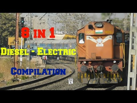 [8 in 1] Non Stop Thunder : Diesel...