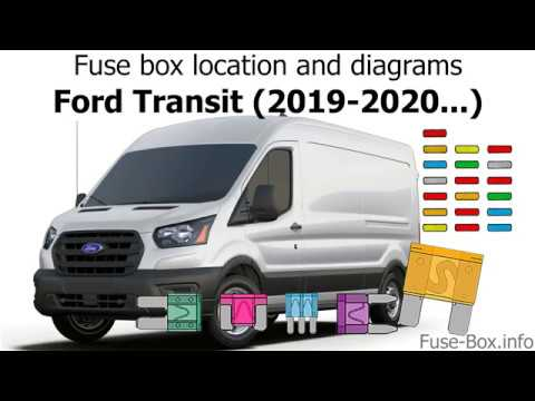 Fuse box location and diagrams: Ford Transit (2019-2020...) - YouTubeYouTube