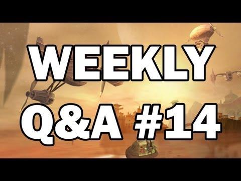 Lumin Weekly Q&A #14 - Lumin's Genie Lamp, Tom Bombadil & Helene the Badass!