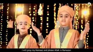 Hafiz tahir .qadri new naat ramzan 2019