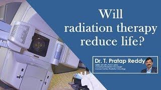 Hi9   Does Radiation Therapy shorten lifespan?   Dr.Prathap Re…