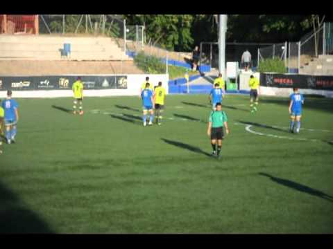 CF Badalona Juvenil 5 1 RCD Espanyol