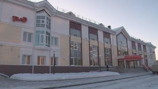 Новый вокзал в Глазове - один из лучших на Горьковской ж/д