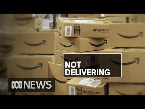 Amazon Using Legal Loopholes To Pay Low Taxes In Australia | ABC News