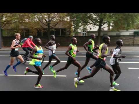 Dresden Marathon 2016