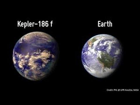 Resultado de imagen de Descubierto un planeta como la Tierra