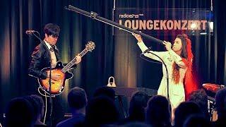 Cari Cari live in der radioeins Lounge 2018