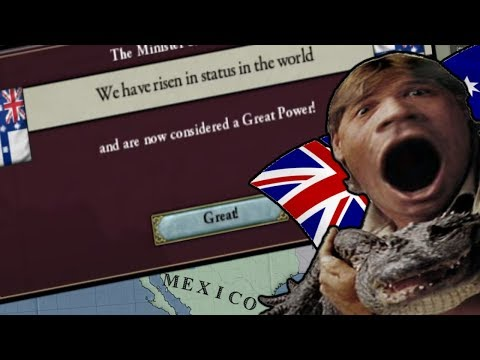 Why Australia Was A Mistake - Victoria 2