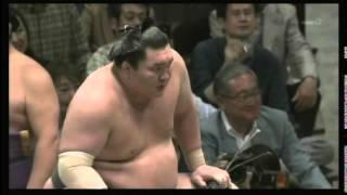 白鵬 × 佐田の海 2015/5/16 大相撲 夏場所 7日目 ハイライト貴ノ岩 (4...