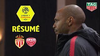 AS Monaco - Dijon FCO ( 2-2 ) - Résumé - (ASM - DFCO) / 2018-19