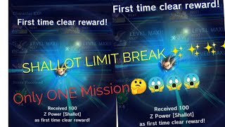 Shallot Limit Break x2