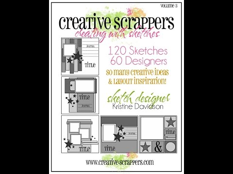 Creating with Sketches Giveaway