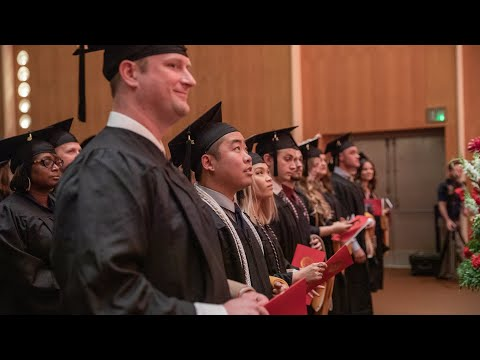 Graduate Commencement Spring