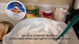 Pistachio Pudding Salad Recipe