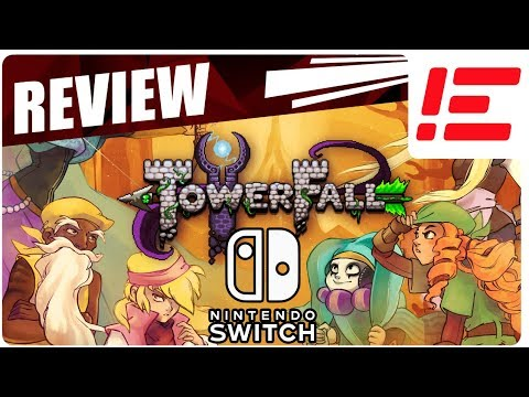TowerFall Switch Review - Nintendo Enthusiast