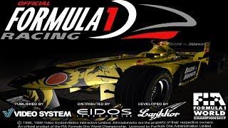 Eidos Official Formula 1 Racing 98 - Australian gp #1