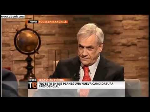 "Sebastián Piñera: ""Soy un hombre de clase media"""