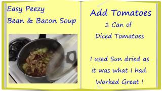 Easy Peezy Bean Soup
