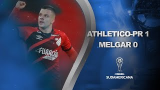 Athletico Paranaense vs. Melgar [1-0]   RESUMEN   Fecha 5   CONMEBOL Sudamericana 2021