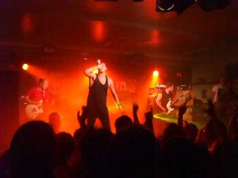 The Blackout 'Radio'-Takedown Festival- Southampton University- 11th May 2013