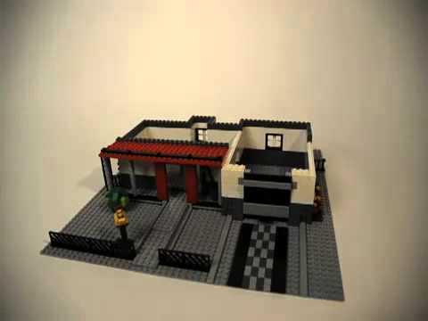 Lego House Build 1000 Pieces Youtube