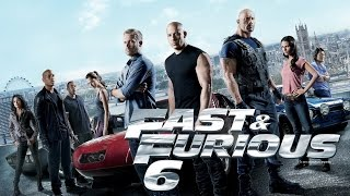 Fast and Furious 6 - Bad Meets Evil - Fast Lane