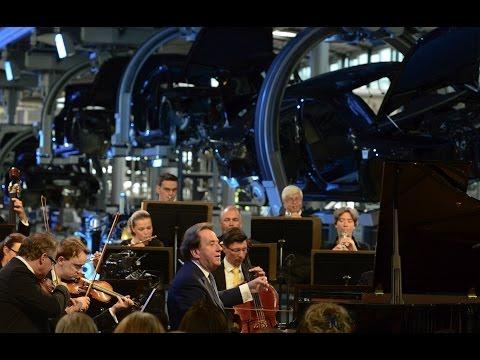 Rudolf Buchbinder plays Mozart