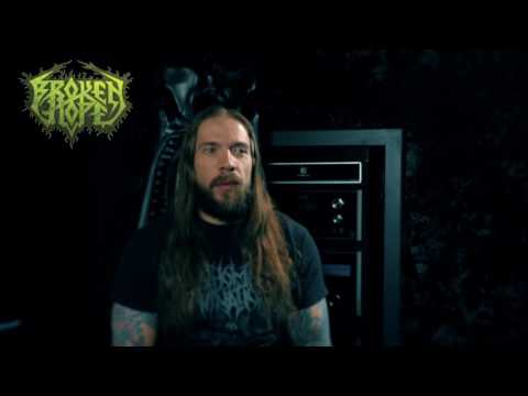 BROKEN HOPE - Making of 'Mutilated and Assimilated' - Episode #1