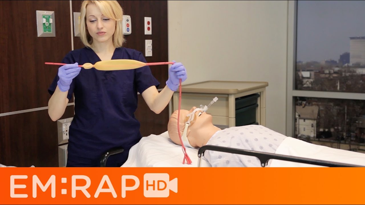 sengstaken blakemore tube nursing care