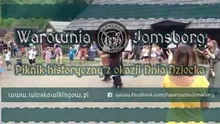 Tańce i hulańce w Warowni Jomsborg