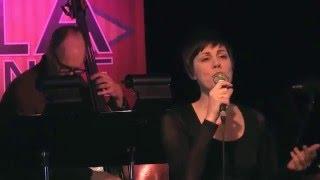 Genevieve Gigi Marentette singing Primrose Samba Live