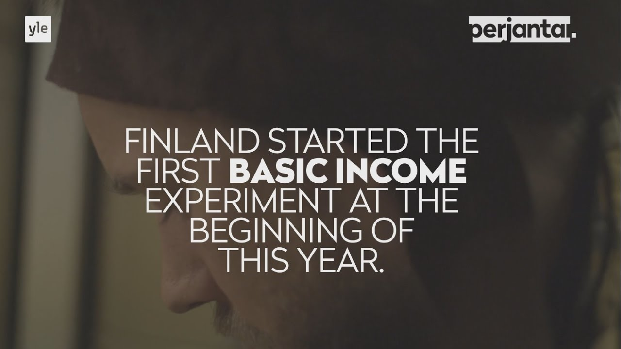 Image result for free universal income in finland