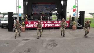 Khukuri Dance - Nepali Mela UK 2015