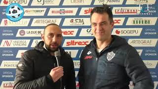 Serie D Trestina-Ghivizzano B. 0-1