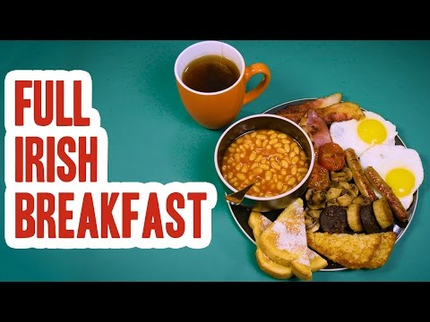 How to Make a Full Irish Breakfast